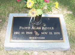Floyd Alan Riddle