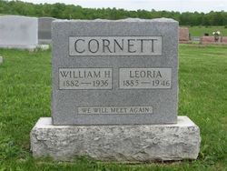 William Harrison Will Cornett