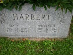 Mary Jane <i>Jones</i> Harbert
