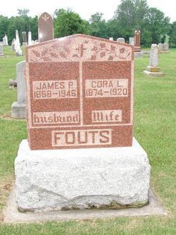Cora L <i>Fouts</i> Fouts