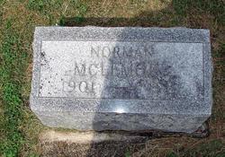 Norman Teeter McLemore