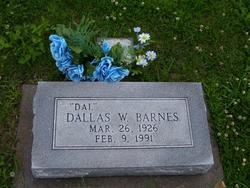 Dallas Wayne Dal Barnes
