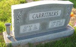 Eva Lucile Lucile <i>Strain</i> Carrithers