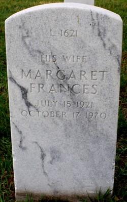 Margaret Frances <i>Shudy</i> Irrthum