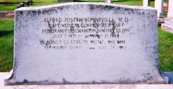 Agnes Gertrude <i>Hunt</i> Bonneville