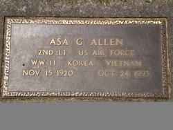 Asa Glenn Allen
