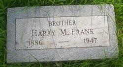 Harry M. Frank