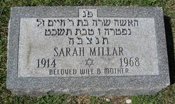 Sarah <i>Soslowsky</i> Millar