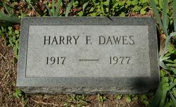 Harry Frank Dawes