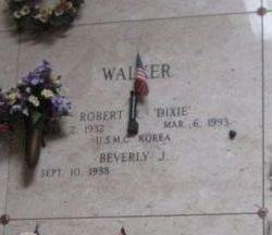 Robert R Dixie Walker
