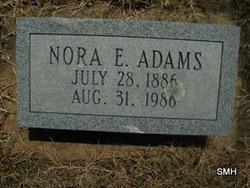 Nora Evelyn Adams