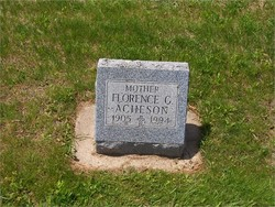 Florence G. Acheson