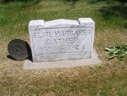 Elsie Margaret Cather