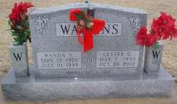 Wanda Verle <i>Potts</i> Watkins