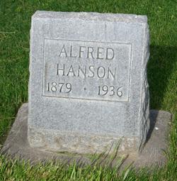 Alfred Hanson