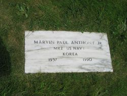 Marvin Paul Anthony, Jr