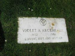 Violet Ann <i>Sherman</i> Arceneaux