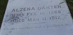 Alzena <i>Moor</i> Canter