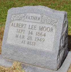 Albert Lee Moor