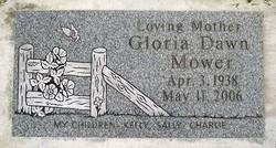 Gloria Dawn <i>Mower</i> Tolton