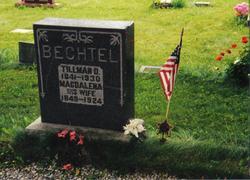 Pvt Tillman O. Bechtel
