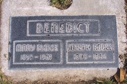 Joseph Rodes Benedict