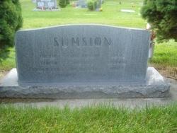 Edna Belle <i>Anthon</i> Sumsion