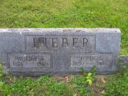 Pauline Katherine <i>Rebstock</i> Hieber