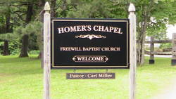 Homers Chapel Cemetery