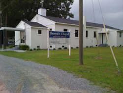 Brown's Chapel Holiness Church Cemetery