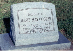 Jessie May Cooper