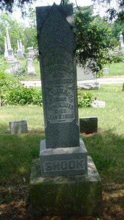 Susanna M. Susan <i>Hufford</i> Shook