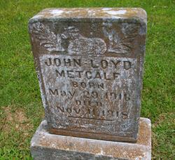 John Loyd Metcalf