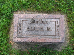 Alice Mae <i>Hanson</i> Kingsnorth