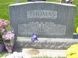 Margaret Ann <i>Bennett</i> Thomas