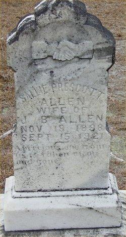 Sallie <i>Prescott</i> Allen