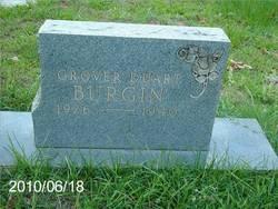 Grover Duart Burgin