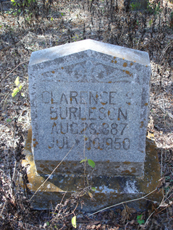 Clarence S Burleson