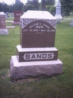 Anne Elizabeth <i>Hubbard</i> Sands