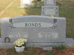 Marguerite <i>Stewart</i> Bonds