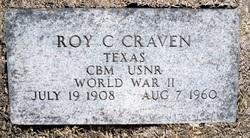 Roy Carroll Craven