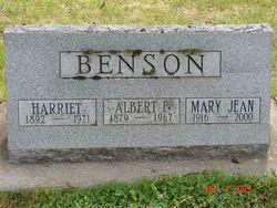 Albert E. Benson