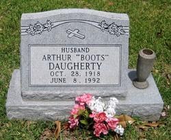 Arthur Raney Boots Daugherty