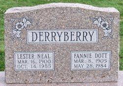 Fannie Dott <i>Franks</i> Derryberry