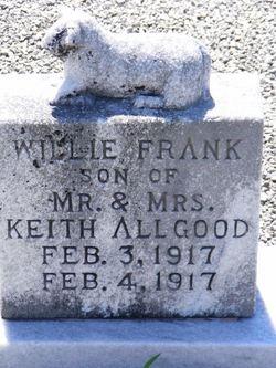 Willie Frank Allgood