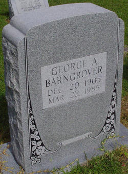 George Alfred Barngrover