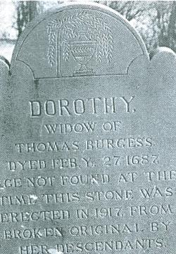 Dorothy Waynes <i>Goodman</i> Burgess
