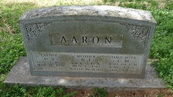 Cuma Mae <i>Lively</i> Aaron