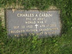 Charles A Cardini