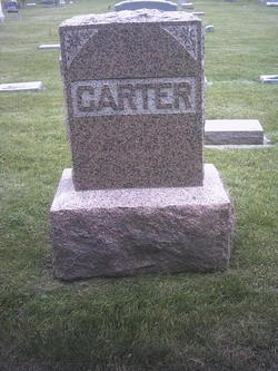 Eva Mae <i>Jones</i> Carter